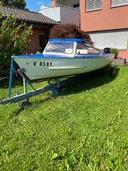 Motorboot Hartmann