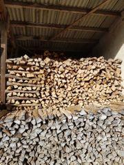 Scheitholz Brennholz Kaminholz Feuerholz