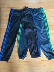 2 Adidas Sporthosen Jogginghosen