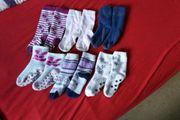 Socken für die Größe 19-22