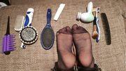 tickling kitzeln kitzelfetisch kitzlig Frauen