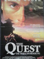 Roger Moore 1996 Kinoplakat A1 -