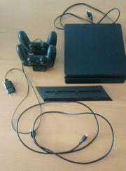 PS 4 Pro mit zwei