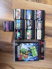11 Atari Lynx-Spiele