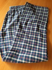 Flanell Pyjama Hose 40-42
