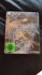 Final Fantasy VX 15 Steelbook
