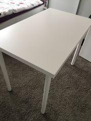 Ikea Schreibtisch Linnmon Rollcontainer aus