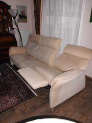 Sofa 3-sitzig mit Gleitelementen
