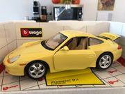 Porsche 911 Burago 1 18