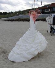 Wunderschönes Brautkleid Hochzeitskleid Grösse 40-44