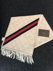 Gucci Schal 100 Wolle