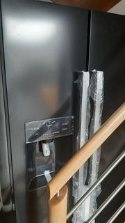 Kühlschrank side by side