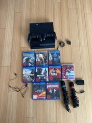 ps4 2 controller 8 Spiele