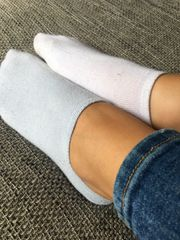 Getragene Socken für Dich