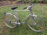 Herren Fahrrad von Heidemann mit