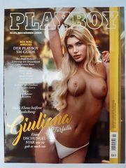 Playboy Februar 2018 - Giulina Farfalla