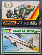 Aston Martin Ulster - SAAB JA-37 Viggen