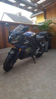 yamaha YZF-R125 Monster schwarz