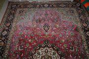 Handgeknüpfter iranischer Teppich mit Zertifikat