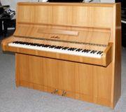 Klavier Pfeiffer 121 Esche satiniert