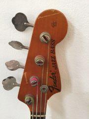 Vintage 70s Fender American Jazz