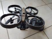 ferngesteuerte Drohne aus der Call
