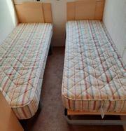 2x Jugendbett je Bett - Gratis