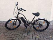 E-Bike Townie - neuwertig - 850 EUR