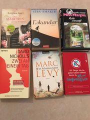 Diverse Bücher 1 Euro
