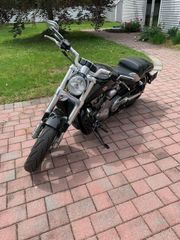 Harley-Davidson V-Rod Muscle VRSCF