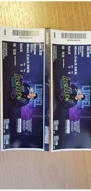 2 Konzertkarten Lionel Richie - HELLO -