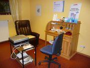 kompl- Einrichtung eines Fußpflegestudios