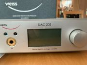 Weiss DAC 202 Highend DigitalAnalog