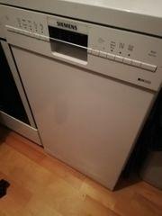 Geschirrspülmaschine von Siemens