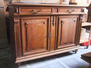alte Möbel Antiquitäten - Anrichten Betten
