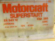 alte Autobatterie