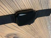 Apple Watch Series 4 Edelstahl