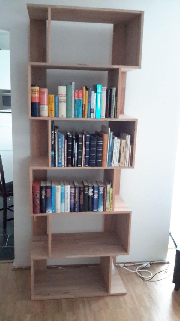 Bücherregal Buche zerlegbar