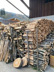 Verkaufe Brennholz Buche