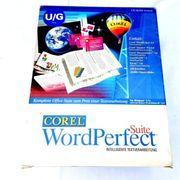 Computer Software Corel WordPerfect Intelligente