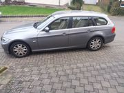 BMW 320 I Touring silber