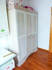 hochwertiges Kinderzimmer Taube Schrank und