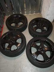 Verkaufe 4x Felgen inkl Reifen