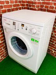 Eine leistungsstarke Waschmaschine von Bosch