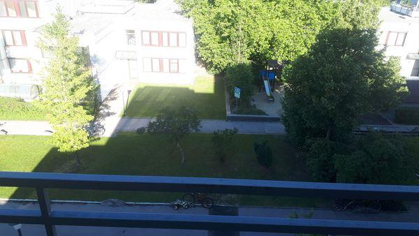 Provisionsfreie unvermietete 1ZKB-Eigentumswohnung mit Balkon