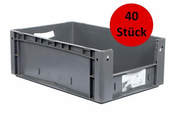 40x Eurobehälter von BITO Stapelbox
