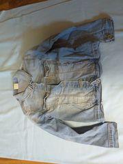 Biete Mädchen Jeans Jacke