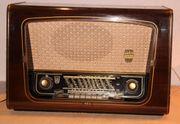 AEG Röhrenradio 3D-Super 3074WD 1950er