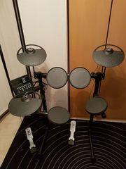 Schlagzeug Yamaha DTX400K E-Drum Set