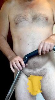Nacktputzer Mache alles NACKT für